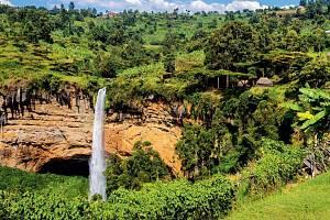 Krajina kolem hory Elgon je fascinující a skrývá mnohá tajemství