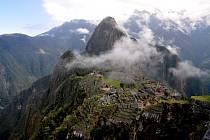 Tajemné incké město Machu Picchu