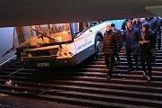 Tragédie v moskevském metru