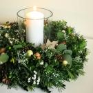 Vánoční dekorace.