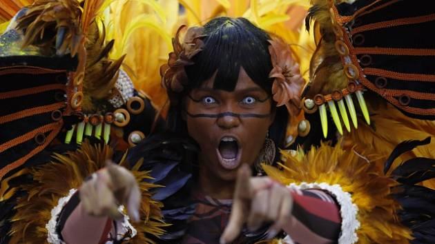 Brazilský karneval