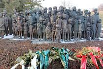 Památník Lidice. Ilustrační foto.