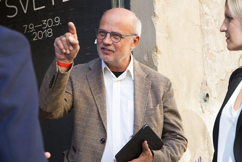 Volební štáb Praha sobě, Michal Horáček