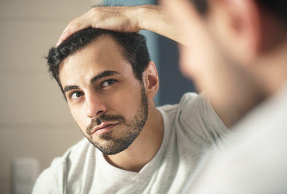 I muži o sebe důkladně pečují.