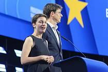 Volební lídryně evropských Zelených Ska Kellerová