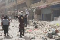 Turecko v posledních týdnech bombarduje severosyrské pozice IS v odvetě za ostřelování tureckého hraničního města Kilis.