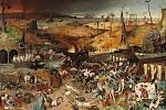 Triumf smrti (asi 1562) od Pietera Brueghela