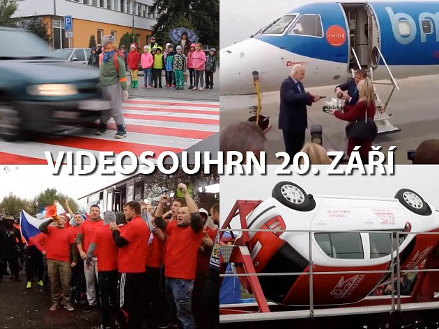 Videosouhrn Deníku – 20. září 2017