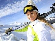 V Olešnici se od pátku lyžuje.