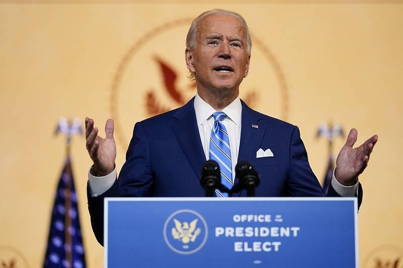 Joe Biden vyhrál americké volby
