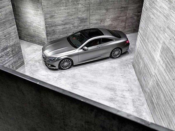 Mercedes-Benz SCoupé.