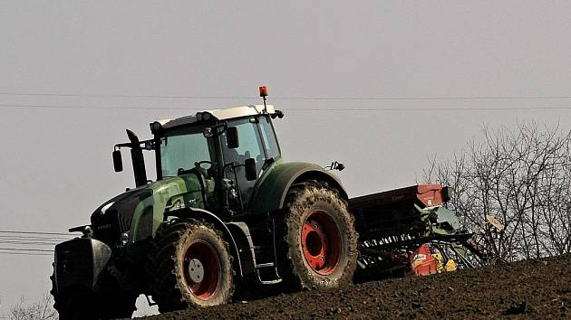 Zemědělci - ilustrační snímek