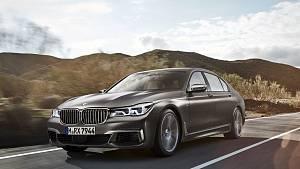 BMW M760Li xDrive.