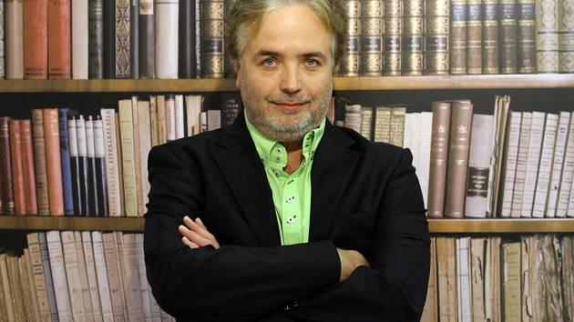 Režisér Ondřej Kepka.