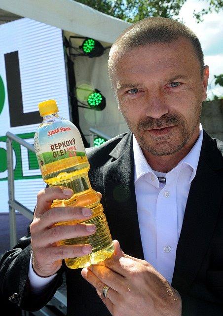 Řepkový olej společnosti Preol z holdingu Agrofert