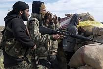 Bojovníci Syrských demokratických sil (SDF)