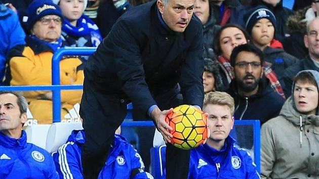 José Mourinho byl za výhru rád