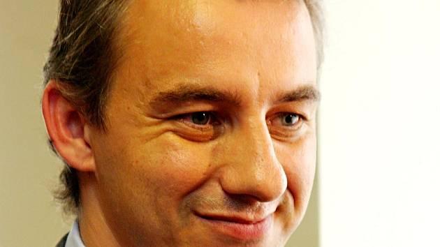 Předseda jednoho z členských svazů Českomoravské konfederace odborových svazů Josef Středula.