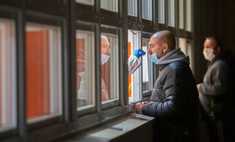 Slovensko během epidemie koronaviru