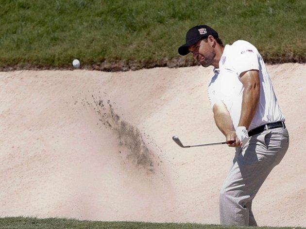 Golfista Adam Scott utočí na turnaji v Orlandu na pozici světové jedničky.