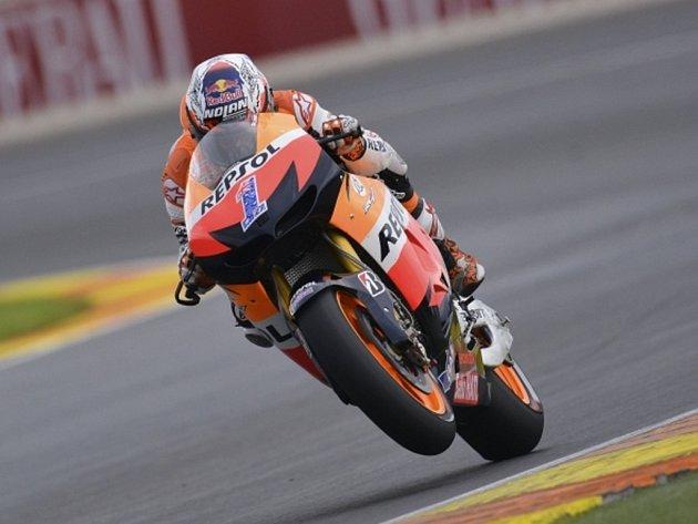Casey Stoner byl zařazen mezi Legendy MotoGP.