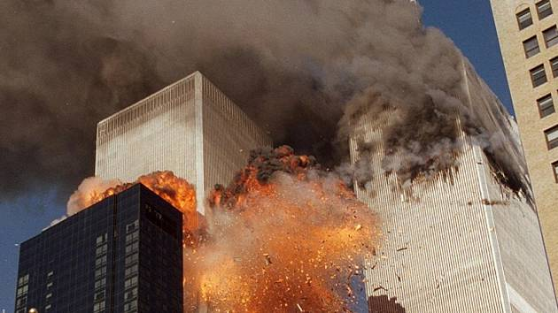 Teroristické útoky v USA 11. září 2001.