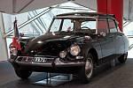 De Gaullův Citroën DS, který mu leckdy zachránil život.