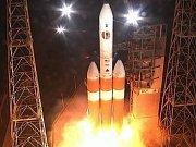 Start rakety nesoucí Parkerovu sluneční sondu