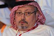 Saúdskoarabský novinář DžamalChášakdží