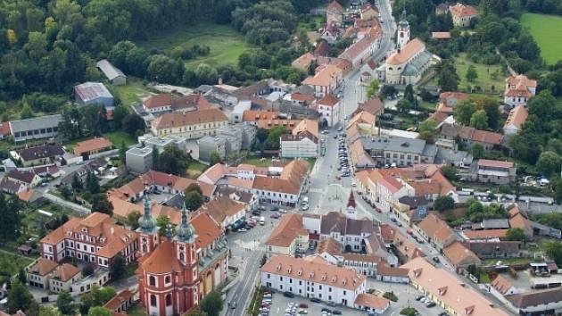 Stará Boleslav.