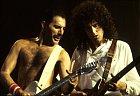 Freddie Mercury a kytarista  Brian May, Queen