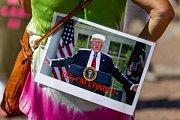 Protesty proti schůzce Donalda Trumpa a Vladimira Putina
