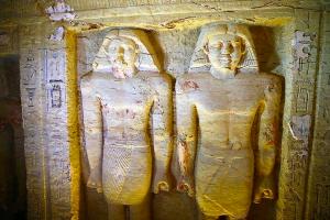 Výjimečný objev hrobky v egyptské Sakkáře