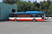 Autobusy na plynový pohon. Ve společnosti ČSAD MHD Kladno jich jezdí už 103.
