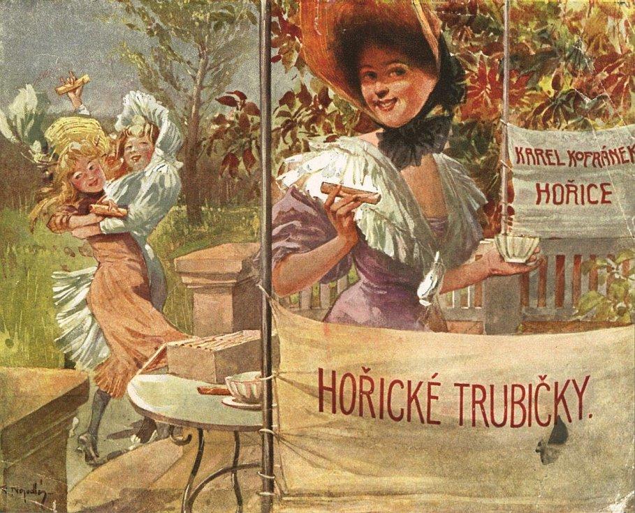 Hořické trubičky a jejich historie