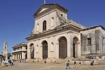 Kubánská katolická církev, jejíž dříve napjaté vztahy s vládnoucím komunistickým režimem se v poslední době postupně zlepšují, postaví první kostel po více než půl století. Ilustrační foto.
