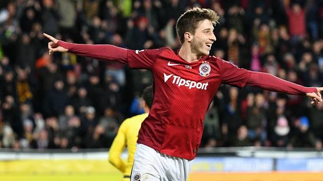 Michal Sáček (AC Sparta Praha).