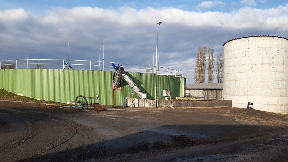 ZAS Bečváry provozují také bioplynovou stanici