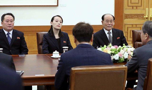 Kim Jo-čong a Kim Jong-nam