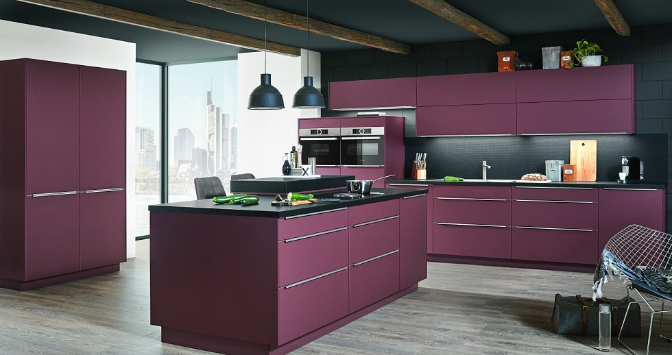 při plánování stavby domu či rekonstrukce bytu je nutné vyřešit základní dispozici kuchyně.