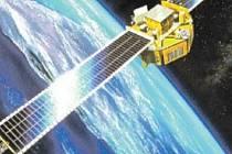 satelitní družice