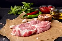 Steak z vepřové krkovičky