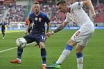 A znovu Škriniar. Bek Interu Milán i slovenské reprezentace tentokrát znepříjemňuje život Jaromíru Zmrhalovi.