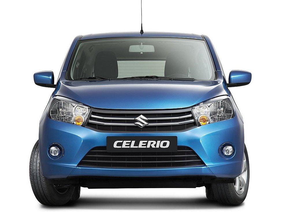 Suzuki Celerio.