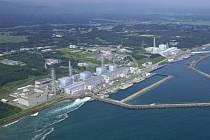 Japonská jaderná elektrárna Fukušima