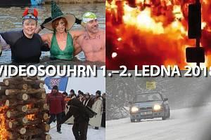 Videosouhrn 1.–2. ledna 2019