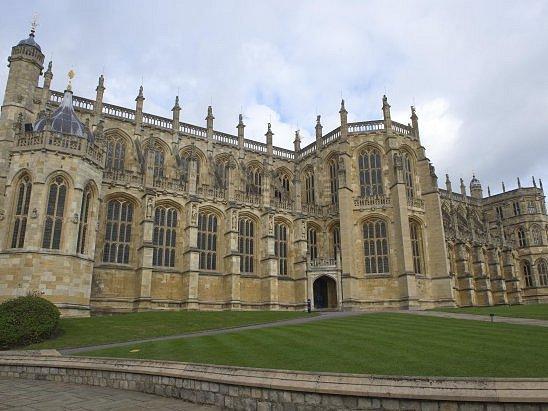 Kaple sv. Jiří ve Windsoru