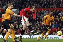 Wayne Rooney sestřelil Hull čtyřmi góly.