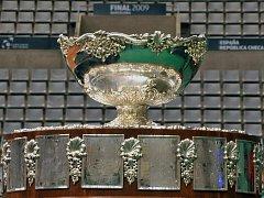 """""""Salátová mísa"""" pro vítěze Davis Cupu."""