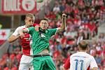 2.předkolo UEFA Evropská liga – SK Slavia Praha-Levandia Tallinn v Edenu.